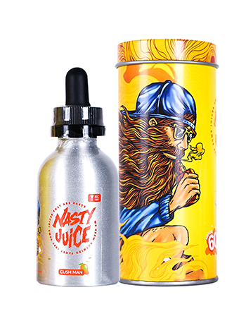 Cush Man eLiquid by Nasty Juice 50ml - Vapox UK LTD