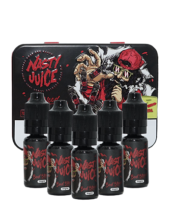 Bad Blood eLiquid by Nasty Juice - Vapox UK LTD