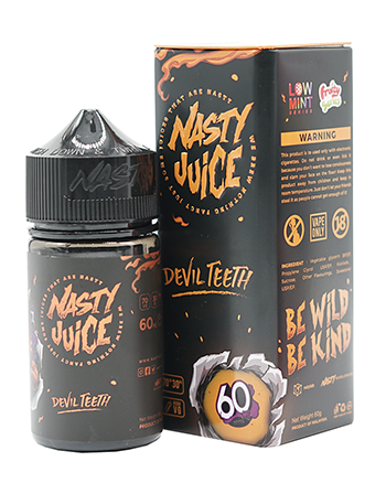 Devil Teeth eLiquid by Nasty Juice 50ml - Vapox UK LTD