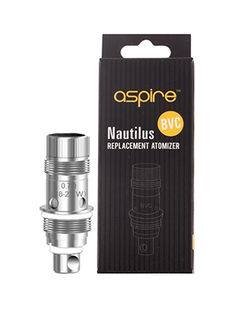 Aspire Nautilus Coil (BVC) - Vapox UK LTD