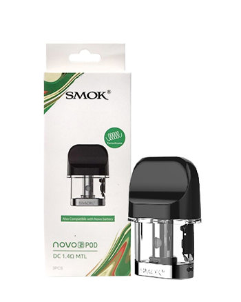 Smok Novo 2 Refillable Pods - Vapox UK LTD (4413659545672)