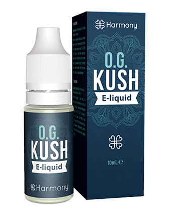 OG Kush CBD eLiquid by Harmony Originals - Vapox UK LTD