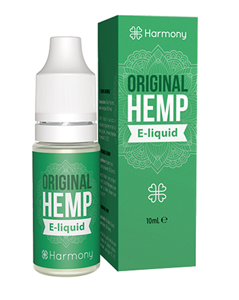 Original Hemp CBD eLiquid by Harmony Classics - Vapox UK LTD