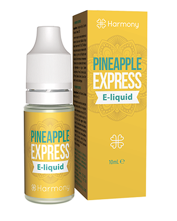 Pineapple Express CBD eLiquid by Harmony Originals - Vapox UK LTD