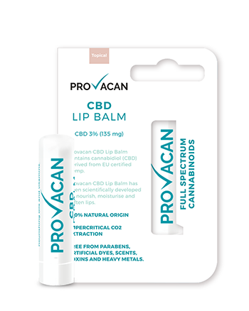Lip Balm CBD by Provacan - Vapox UK LTD (4404257390664)