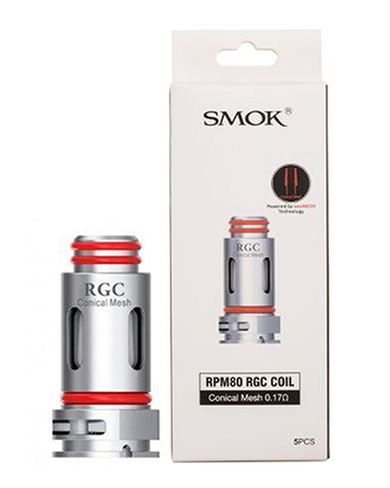 Smok RPM80 Replacement Coils - Vapox UK LTD (4523047518280)