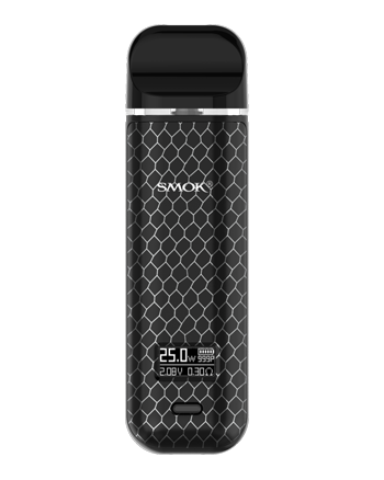Smok Novo X Pod Kit Cobra Black- Vapox UK LTD (5481866756257)