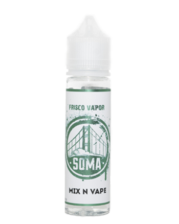 Soma Eliquid by Frisco Vapor 50ml - Vapox UK LTD (4384056082504)