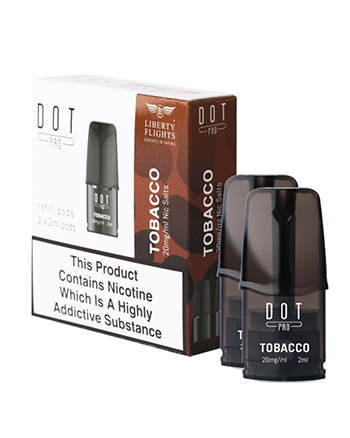 Dot Pro Pods Tobacco - Vapox UK LTD (5292199510177)