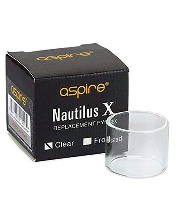 Aspire Nautilus X Replacement Glass (2ml) (5999137292449)