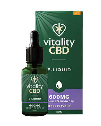 If you're looking for the full hemp experience and an e-liquid you can vape in nearly any device, then look no further. Thanks to Vitality CBD's industry-best extraction techniques, we retain over 40 different cannabinoids, flavonoids and terpenes, all with 0% THC. Berry 600mg Eliquid CBD Vapox UK LTD (5719986765985)