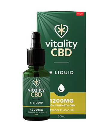 If you're looking for the full hemp experience and an e-liquid you can vape in nearly any device, then look no further. Thanks to Vitality CBD's industry-best extraction techniques, we retain over 40 different cannabinoids, flavonoids and terpenes, all with 0% THC. Lemon 1200mg Eliquid CBD Vapox UK LTD (5719986765985)