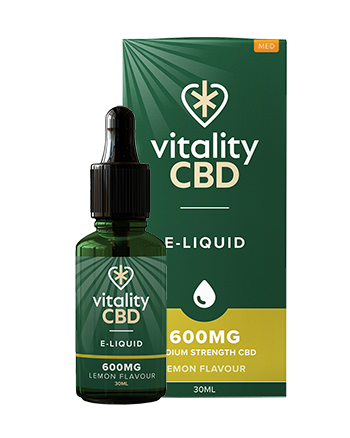 If you're looking for the full hemp experience and an e-liquid you can vape in nearly any device, then look no further. Thanks to Vitality CBD's industry-best extraction techniques, we retain over 40 different cannabinoids, flavonoids and terpenes, all with 0% THC. Lemon 600mg Eliquid CBD Vapox UK LTD (5719986765985)