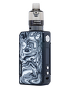 The Voopoo Drag 2 Refresh Kit combines high power output with a modern build. Powered by two 18650 vape batteries (sold separately) and capable of 177W maximum output, making it ideal for use with high VG eliquids for producing big clouds and great flavour.  Ink Colour - Vapox UK LTD (5585332732065)