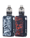 The Drag 2 Mod is capable of 177W has a resin panel design and uses the GENE.FIT chipset which delivers high performance including fast ramp-up and some pre-set features. This kit comes with the 2ml Voopoo 2ml tank which features adjustable airflow and uses the PnP coils (used in the Drag X). - Vapox UK LTD (5585332732065)