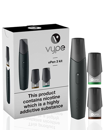 Vype ePen 3 Vape Pod Starter Kit - Vapox UK LTD (5295173042337)