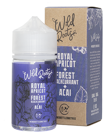 Royal Apricot eLiquid Wild Roots 50ml - Vapox UK LTD (4384542064712)