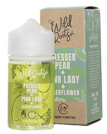 Pressed Pear eLiquid by Wild Roots 50ml - Vapox UK LTD (4384541868104)