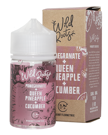 Pomegranate eLiquid by Wild Roots 50ml - Vapox UK LTD (4384541966408)