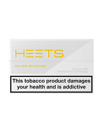 iQOS Heets Yellow - Vapox UK LTD (4534665281608)