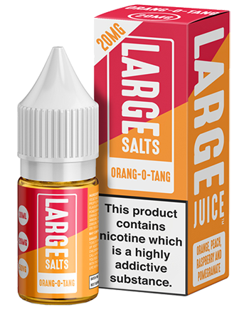 Orang-O-Tang Nic Salt eLiquid by Large Juice