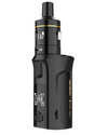 The Vaporesso Target Mini 2 Kit is small yet great sub-ohm and MTL vape kit. Powered by a built-in 2000mAh battery and capable of 50W maximum output, making it ideal for use with high VG and high PG eliquids for producing big clouds and great flavour.  Black Kit (5814579855521)