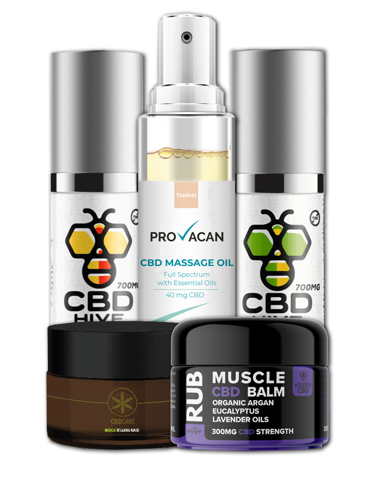 CBD Topicals are available in many forms such as lotions, balms, gels and creams that are infused with CBD and other cannabinoids in order to produce skin-friendly products that contain the medicinal properties of CBD. This makes CBD Topicals perfect for those wanting CBD for healing properties. Topicals can potentially provide relief for pain, inflammation, skin issues and more. Make sure to use these daily best results.