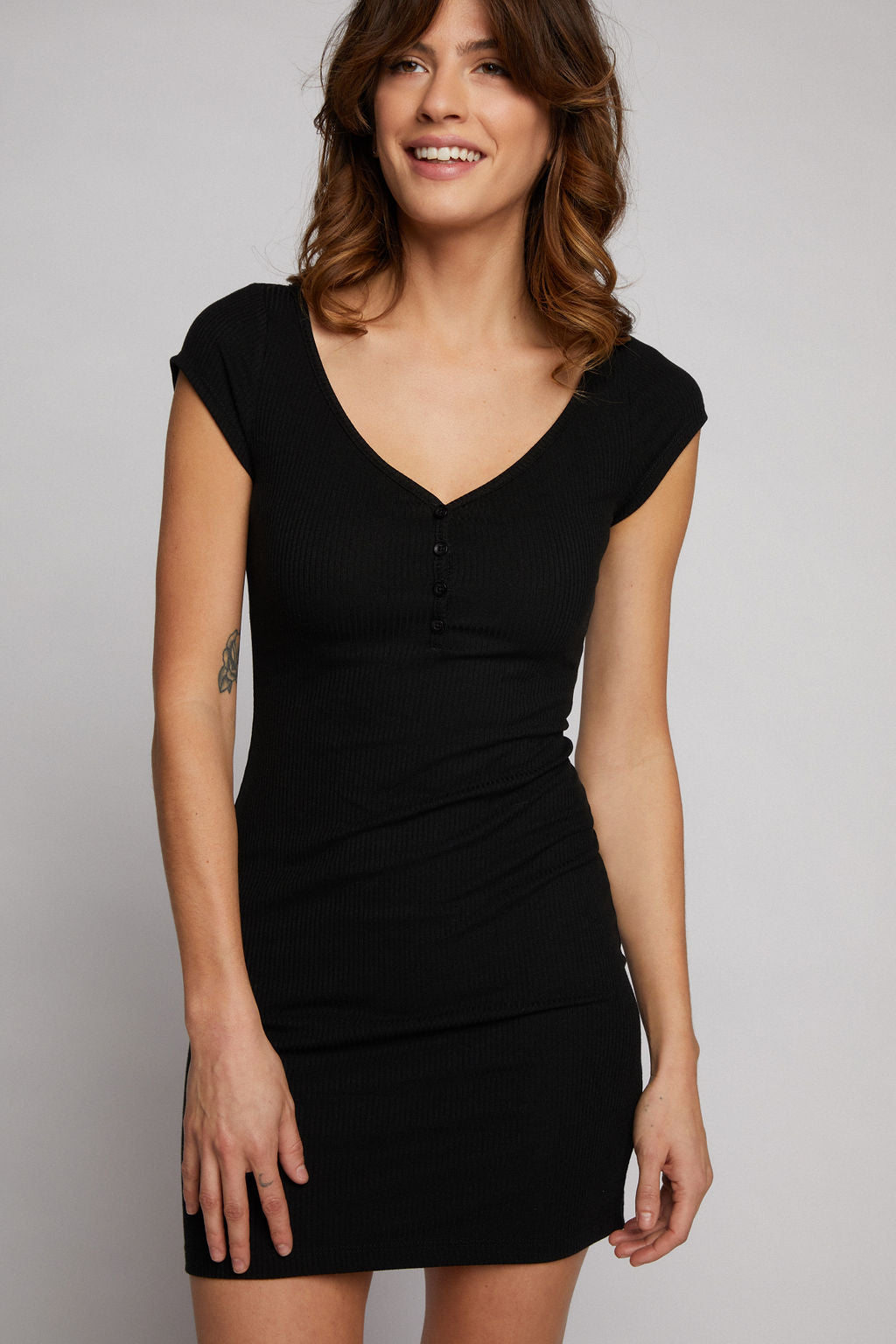 Adriana Dress - Black