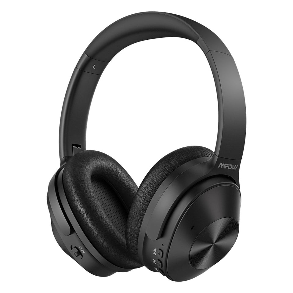 Headphone Mpow H12 Bluetooth 5.0 Graves Profundos Cancelamento de Ruído 30h Play Time