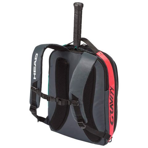 Head Gravity Backpack Tennis Bag -Lowest Prices- with FREE EBook