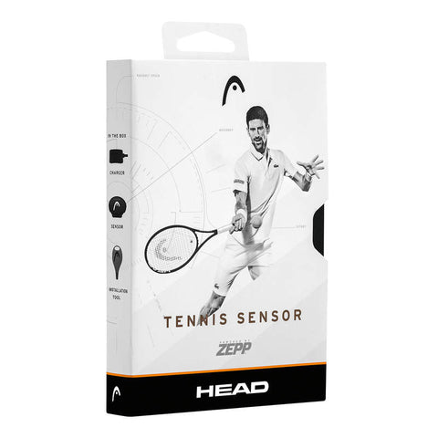 HEAD TENNIS SENSOR - ZTH1 - Lowest price- with FREE Ebook