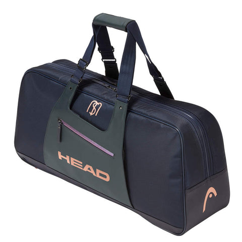 Head SHARAPOVA COURT TENNIS BAG -Lowest prices - with FREE EBook