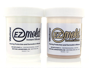 EZ Mold 4oz Tub Sets - Assorted Colors