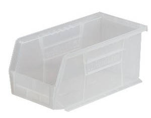 Stackable Plastic Storage Bin