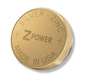 ZPower Silver-Zinc Rechargeable Battery, Size 312