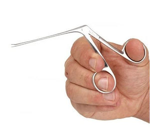 Alligator Forceps, Stainless Steel - Micro - 7mm Jaw