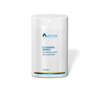 ADCO Cleaning Wipes - 30ct Canister