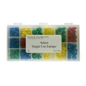 PM Select Series Single Use Eartips - Small Eartip Kit (TS261)