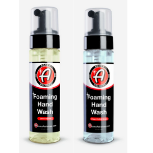 Waterless Foaming Hand Wash