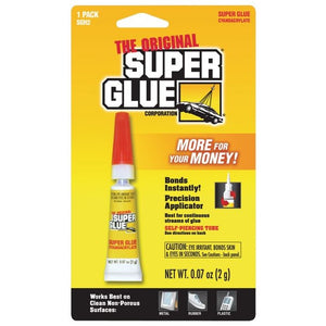 Super Glue - 2g Tube