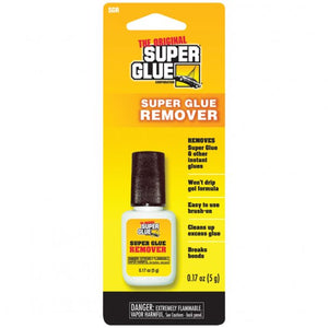 Super Glue Remover - 5g Bottle