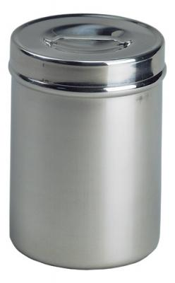 Stainless Steel Dressing Jar