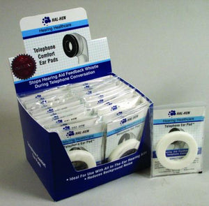 Deluxe Telephone Ear Pads (Round)