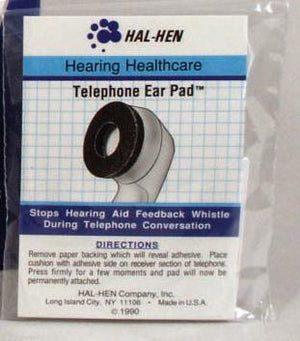 Economy Phone Ear Pad (Round)