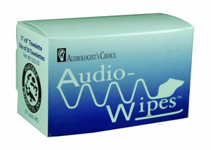 Audio Wipes Singles (30/Box)