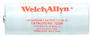 Welch Allyn Rechargeable Batteries - Nickel-Cadmium #72300