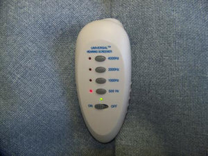 Universal Hearing Screener