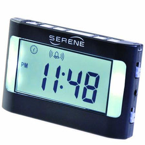 Serene Innovations VA3 Vibrating Alarm Clock