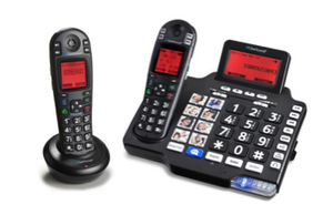 ClearSounds iConnect A1600BT Amplified Phone and Expansion Handset Bundle