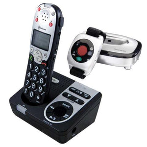 Amplicom PowerTel 725 Bundle: PowerTel 720 + PowerTel 601 Wrist Shaker